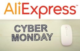 cyber monday aliexpress